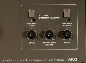 M03 nonitor selector